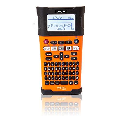 Brother PTE300VPZG1 Dispositivo di Etichettatura, QWERTY