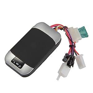 Traceur Traqueur Tracker Localisation GSM/GPRS/GPS Étanche Moto + Télécommande