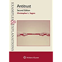 Examples & Explanations for  Antitrust (Examples & Explanations Series) (English Edition)
