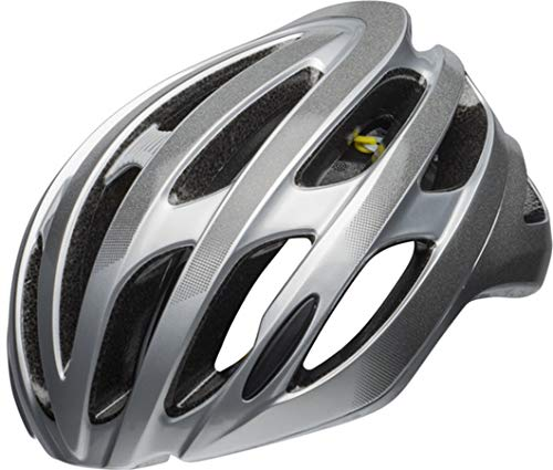 BELL Falcon MIPS Road Helmet Ghost Reflective Gloss Silver Kopfumfang S | 52-56cm 2018 Fahrradhelm