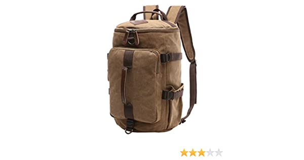 Demidel - Canvas Duffel Bag Gym  3763be1bd0d83
