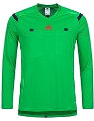 Adidas REF 14 W Schiedsrichtertrikot Trikot Referee Schiedsrichter grün Fußball Damen