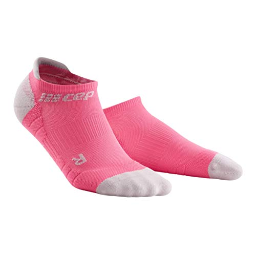 3.0 für Damen | Kurze Sportsocken für Dein Workout in pink/grau | Größe III ()
