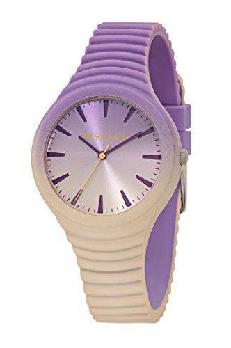 Morellato R0151114590 - Orologio da polso Donna, Silicone, colore: Viola