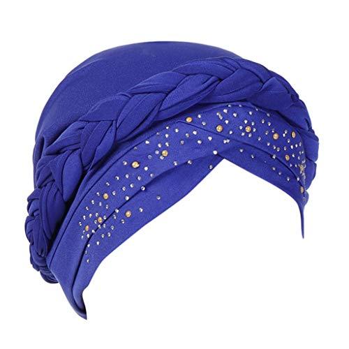 Dwevkeful Turbantes para Mujer Cancer