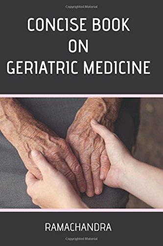 Concise Book on Geriatric Medicine