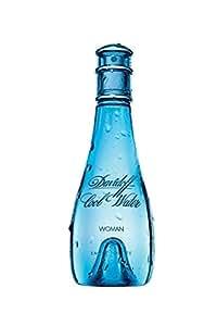 Davidoff Cool Water Woman Eau de Toilette, Donna, 100 ml