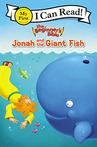 The Beginner's Bible Jonah and the Giant Fish (I Can Read! / The Beginner's Bible) (English Edition)