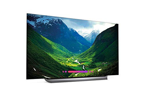 LG 55c8pla Televisor 55'' OLED Uhd 4k HDR Thinq Smart Tv Webos 4.0 WiFi Bluetooth Sonido Dolby Atmos (Televisor Lg)