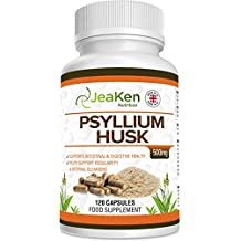 cáscaras de psyllium - Amazon.es