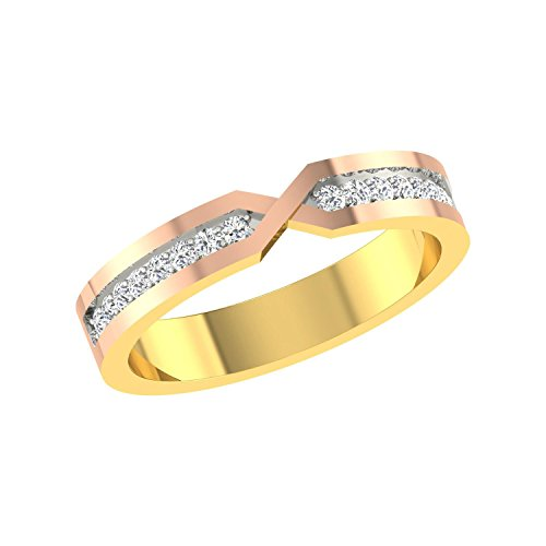 Celenne By Gili 18KT Yellow Gold and Diamond Ring for Women