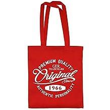 MDMA Shopper Cotton Bag Original Since 1966 Handwriting Premium Quality