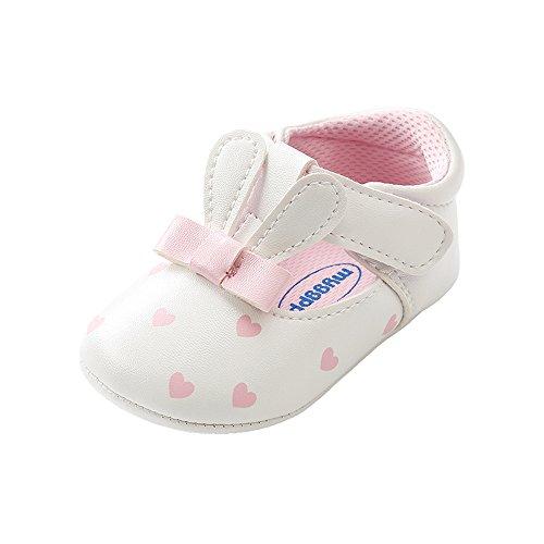 ESTAMICO Sneakers da Bambina in PU Antiscivolo Scarpe da Passeggio  Infantili estive ... 46299804374