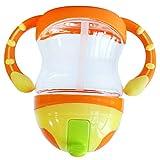 MagiDeal 220ml BPA freie Trinkflasche Tassen Portable Training Trinkbecher mit Flip Stroh Top und...