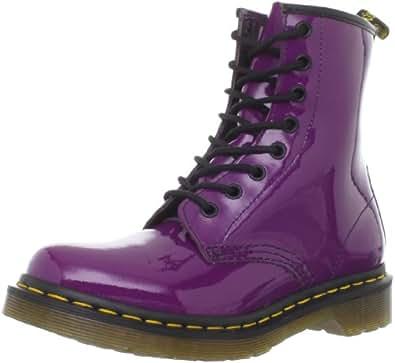 Dr Martens 1460 W Dml, Boots femme - Violet (Purple), 36 EU (3 UK)