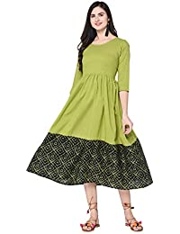 54d29481fe Anarkali Women's Kurtas & Kurtis: Buy Anarkali Women's Kurtas ...