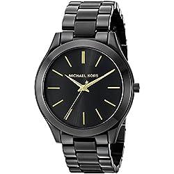 Michael Kors Slim Runway - Reloj de pulsera