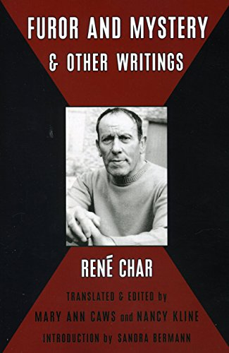 Furor & Mystery and Other Poems (Black Widow Press Translation) by Rene Char (18-Nov-2011) Paperback