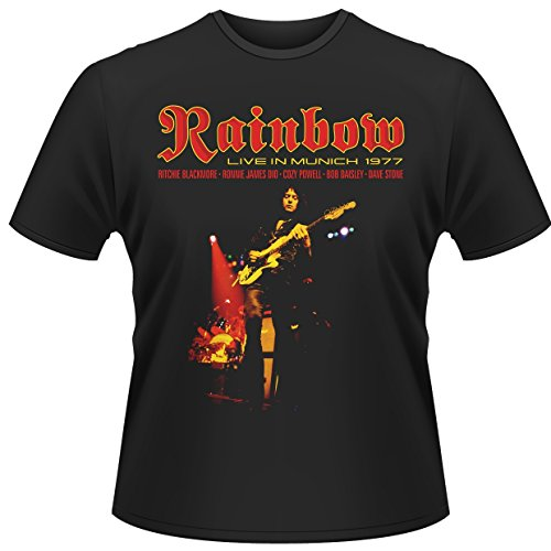 e223cf969b Plastic Head Rainbow Live In Munich - Camiseta para hombre