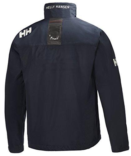 Helly Hansen Crew Midlayer Jacket Giacca sportiva Uomo - Blu (Blu (597 Navy))  - XL c96d39cfb1f