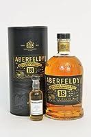 Aberfeldy - Limited Release - 18 years old - 40% - *50ml Sample* from Aberfeldy