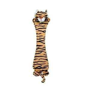 Zoo Marque Page en Peluche - Tiger Bookmark