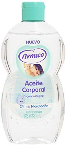 Nenuco Aceite Hidratante fragancia Original 400ml