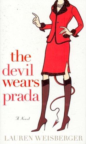Book cover for The Devil Wears Prada