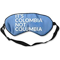 Its Colombia Not Columbia 99% Eyeshade Blinders Sleeping Eye Patch Eye Mask Blindfold For Travel Insomnia Meditation preisvergleich bei billige-tabletten.eu