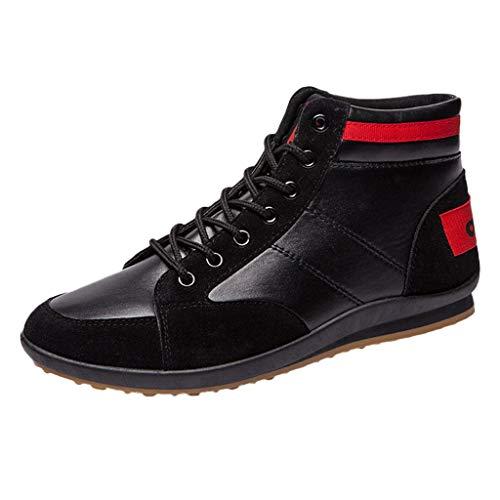 MCYs Bottes & Bottines Classiques Homme Chaussures pour Hommes Oxford Casual Casual Classic Classique Confortable pour Hommes Résistant à l'abrasio