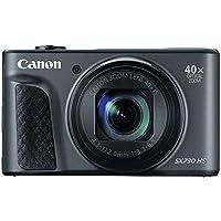 كاميرا كانون باور شوت بدقة 20.3 ميجابكسل، اسود، SX730 HS