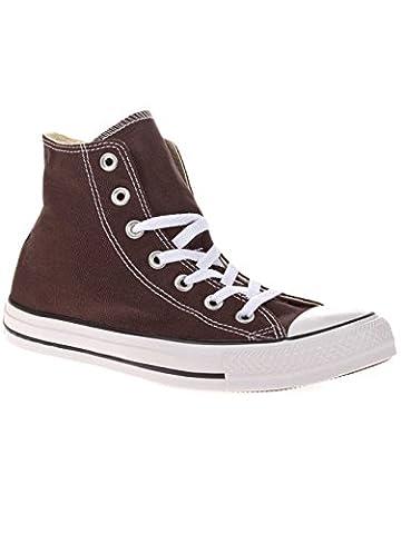 Converse Chuck Taylor All Stars Hi Shoes Burnt Umber