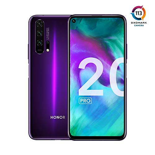 honor 20 pro phantom black