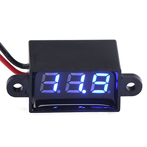 drokr-micro-voltmeter-350-300v-digital-voltage-panel-meter-dc-12v-028-2-wires-volt-monitor-waterproo