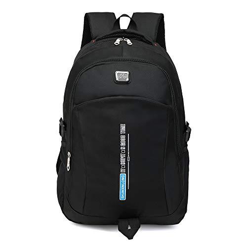 WYFDM Schulterschwarm-Rucksack Messenger Rucksack Laptop Case Business Briefcase Leisure Handtasche...