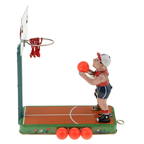 Sharplace Wind Up Modelo de Ball Shooting Play Score de...