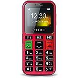 TELME Telme C150 Téléphone Mobile Compact