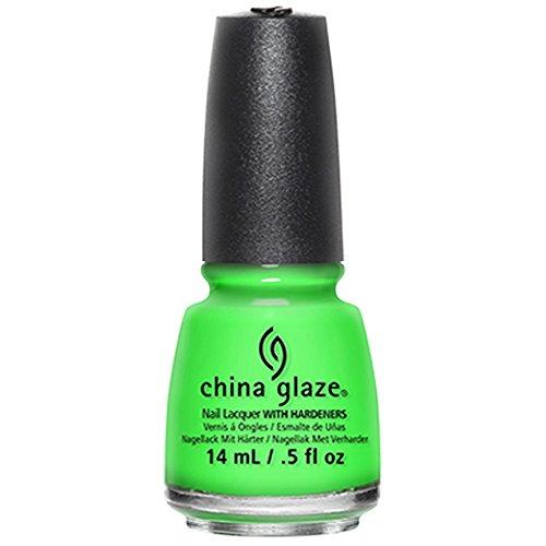 China glaze Nail Lacquer - Kiwi Cool-Ada, 14 ml -