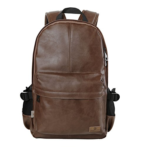 """Koolertron - Casual Escuela Unisex Moda Vintage Mochila para acampar Viaje portátil (14 """") / Acer Aspire MacBook iPhone iPad y Samsung Tablet"""