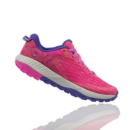 Chaussure De Trail Hoka One One Speed Instinct Pnk Neon Pink