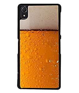 Fuson Designer Back Case Cover for Sony Xperia Z3 :: Sony Xperia Z3 Dual D6603 :: Sony Xperia Z3 D6633 (Young Guy Student Boy Man Mens Gents)