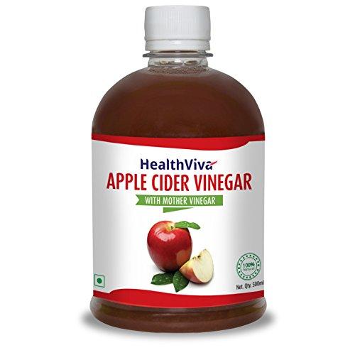 HealthViva Apple Cider Vinegar - 500 ml