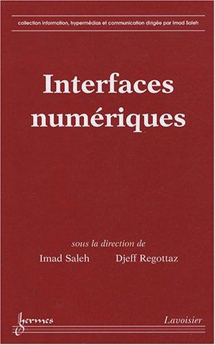 Interfaces numériques par Imad Saleh