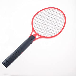 Andux Zone The Executioner Fly Swat Wasp Bug Mosquito Swatter Zapper JJ-DWP02 (Red)