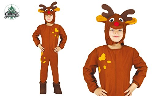 Costume da renna bambino 10-12 anni