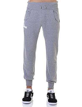 SHOESHINE Pantalón Basic para hombre Heather, gris, XX-Large