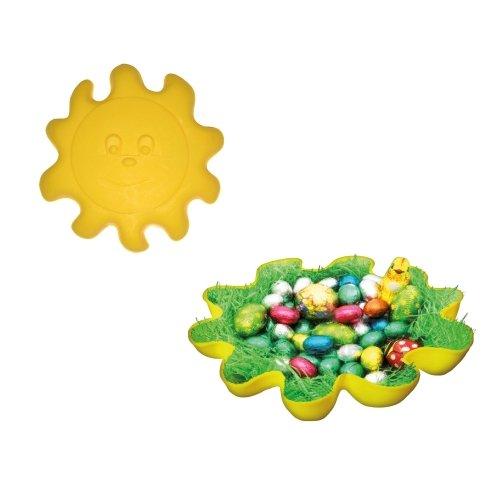 Sandform Osternest Sonne - Sandspielzeug Ostergeschenk