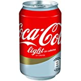 Coca Cola Light refresco sin Cafeína - 33 cl