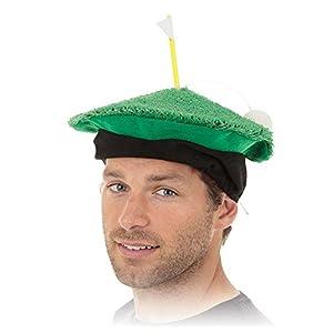 Golf Hat. Novelty item (disfraz)