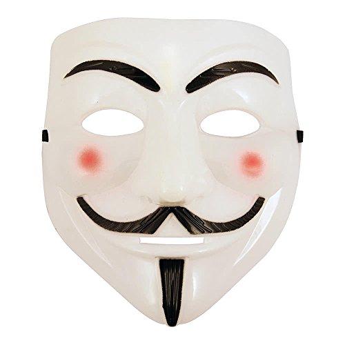 """Masque anonymous et du film """"V pour Vendetta"""""""
